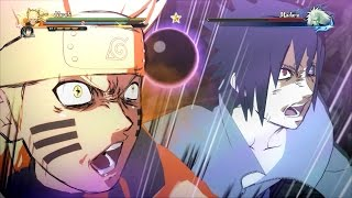 getlinkyoutube.com-Naruto Ultimate Ninja Storm 4 - All Boss Battles (2K HD)