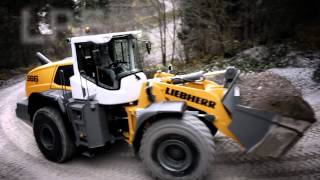 getlinkyoutube.com-Liebherr - Die neuen XPower Radlader