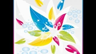 CorelDraw Tutorial : Floral Logo Design