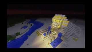 Minecraft - A esfinge - Meu mundo criativo view on youtube.com tube online.