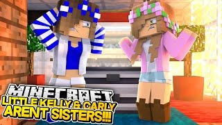 getlinkyoutube.com-LITTLE KELLY & CARLY ARENT REALLY SISTERS!!! Minecraft Royal Family (Custom Roleplay)