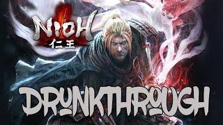 getlinkyoutube.com-Nioh - Drunkthrough Part 4