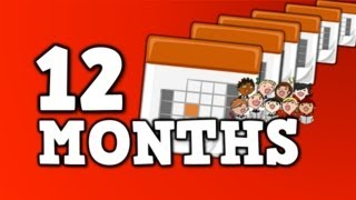 getlinkyoutube.com-12 MONTHS!  (song for kids about 12 months in a year)