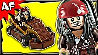 getlinkyoutube.com-PIRATE GO-KART Custom Lego Ninjago Rebooted Building Review