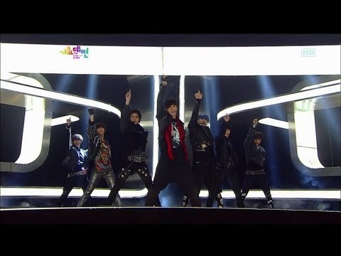 S.M. The Performance & Zedd_SPECTRUM_2012 SBS 'The Color of K POP' Part2_2012.12.29