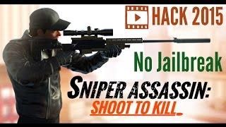 getlinkyoutube.com-Sniper 3d hack no jailbreak