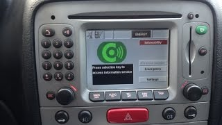 How to install Connect Nav+ on Alfa Romeo GT / 147