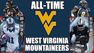 getlinkyoutube.com-All-Time West Virginia Mountaineers Team - Tavon Austin and Karl Joseph! - Madden 17 Ultimate Team