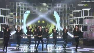getlinkyoutube.com-Girls' Generation (SNSD) - Run Devil Run (Live Mix)