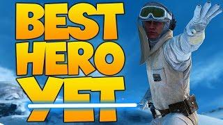 Star Wars Battlefront Best Hero: Funny Moments