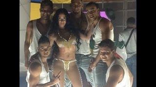 """getlinkyoutube.com-Diosa Canales en La Bomba Televen con su tema """"En Cuerpo y Alma"""""""