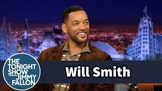 Will Smith Doesn't Parent Well with Hiccups