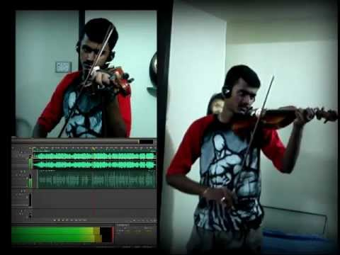 Why this kolaveri di - violin cover
