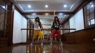 getlinkyoutube.com-BIGBANG - 뱅뱅뱅 (BANG BANG BANG) by Sandy&Mandy DANCE cover