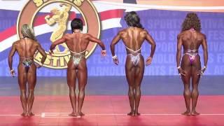 Arnold Classic 2015 : Women's Physique