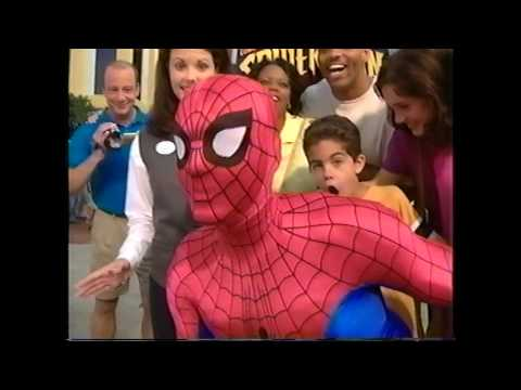 Universal Orlando Resort 2002 Vacation Planning Video - Part 1 of 2 - In HD