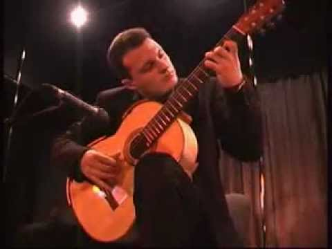 Prelude - Suite in Old Style (Ponce) Flavio Sala, guitar