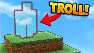 getlinkyoutube.com-BEST MINECRAFT BED WARS INVISIBLE TROLL!