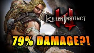 getlinkyoutube.com-79% DAMAGE?! - Tusk WEEK OF! Killer Instinct Season 3 (Online Ranked)