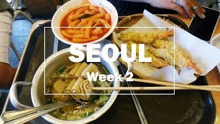 SEOUL WEEK 2 | ✈TRAVEL VLOG