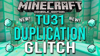 getlinkyoutube.com-{BEST}{NEW}{EASY} TU33/TU34 Minecraft Duplication Glitch (ALL CONSOLES)