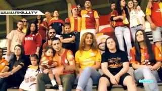 getlinkyoutube.com-Gurbetçi Galatasaray Taraftarlarından Rap Klibi