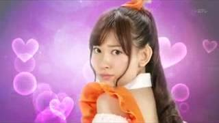 getlinkyoutube.com-AKB48 小嶋陽菜 メグたん 白パンチラ