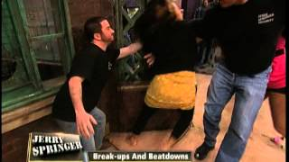 Break-ups And Beatdowns (The Jerry Springer Show)