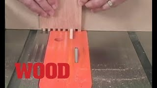getlinkyoutube.com-Make a Simple Box Joint Jig from Scrap Wood -- WOOD magazine