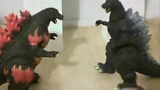 getlinkyoutube.com-Godzilla vs Godzilla (Part 1 of 2)