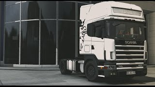 getlinkyoutube.com-[ETS2 v1.21] Scania 124L 4- Series v1.0