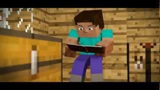 """""""Steve, never..."""" [Minecraft animation in Blender]"""