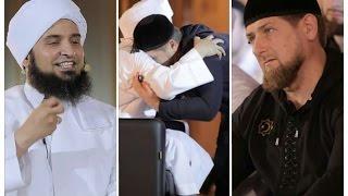 getlinkyoutube.com-الرئيس الشيشاني يفاجئ الجفري بحضوره الدرس.. شاهد ردة فعله!