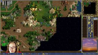 Let's Play Heroes of Might and Magic 3 Complete Part 109 - Grave Robber 1/3