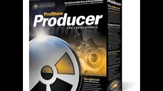 getlinkyoutube.com-شرح تحميل برنامج ProShow Producer  مع التفعيل والكراك وازالة الخط الاصفر