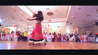 "getlinkyoutube.com-""TAAL SE TAAL"" Priyna Pritsiha Deo Performing in Usha Baby Shower 