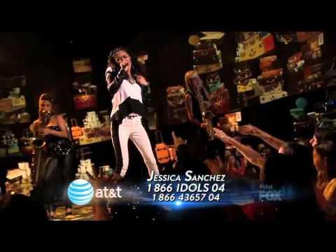 Jessica Sanchez - Steal Away - IDOL PERFORMANCES