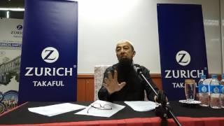 Indahnya Bertakaful - Ustaz Azhar Idrus (Part 1)