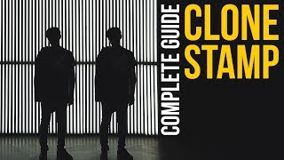 Complete Guide to Clone Stamp Tool in Photoshop width=