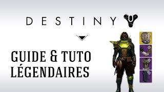 getlinkyoutube.com-[FR] Destiny Guide & Tuto : Obtenir des armures et armes légendaires facilement