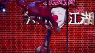 getlinkyoutube.com-《笑傲江湖》第二季20151108精彩看点 国家运动员玩转舌尖上的烧烤 搞笑钢管舞颠覆传统 笑傲江湖1108超清版