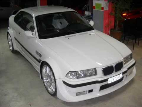 BMW E36 M3 BODY KIT WIDE BODY KIT