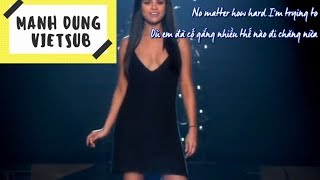 getlinkyoutube.com-[ Vietsub ] Justin Bieber & Selena Gomez - Love Yourself / Hands To Myself