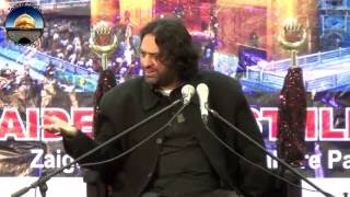 getlinkyoutube.com-Wilayat-e-Ali (asws) | Allama Nasir Abbas (Shaheed) | 25th Muharram 1435H | Al Haider Trust