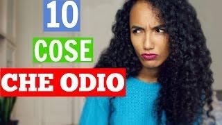getlinkyoutube.com-10 COSE CHE ODIO | Fralow VIDEO TAG