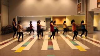 getlinkyoutube.com-Taal Se Taal (Western) | Taal | Afsana Dance Group