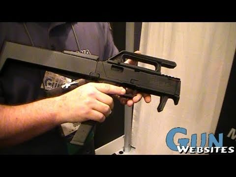 Mapul / KWA Folding Pocket Gun FPG
