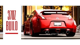 getlinkyoutube.com-Forza Horizon 3 Custom Cars: 370Z Drift Build - Cherry Red Perfection!