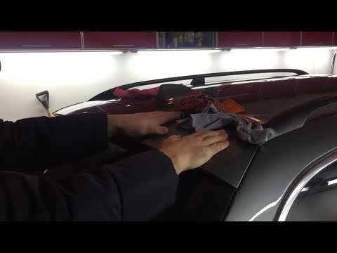 Расположение в BMW X3 предохранителя открывания багажника
