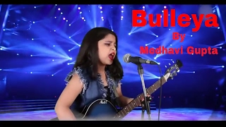 Bulleya – Female Cover Version By Medhavi Gupta | Ae Dil Hai Mushkil width=